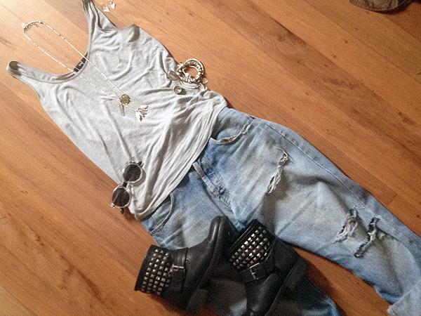 Day 141: Boyfriend Jeans