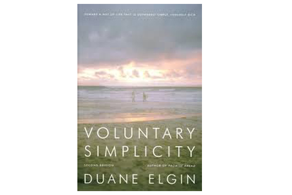 Book Review: Voluntary Simplicity