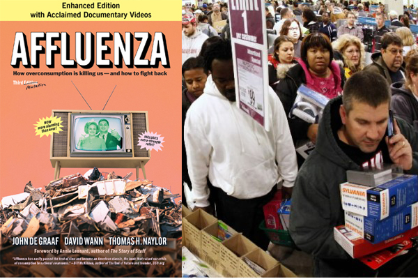 Book Review: Affluenza
