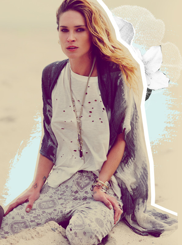 Day 242: Free People Style Outfit 7