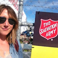 Adventures at the Salvos for Fashion Hound and Salvos Stores
