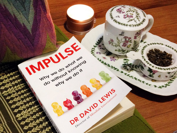 Book Review: 'Impulse' Dr David Lewis