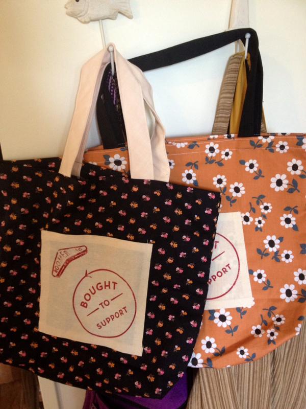 Plastic-Not-So-Fantastic: Boomerang Bags