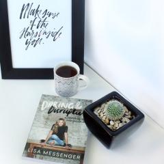 Events: Lisa Messenger Book Launch