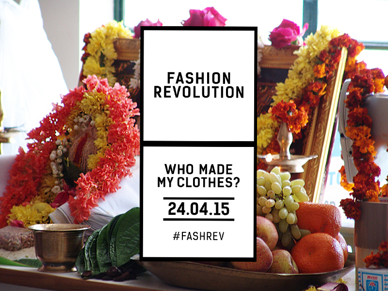 Take Action: Who Made My Clothes?