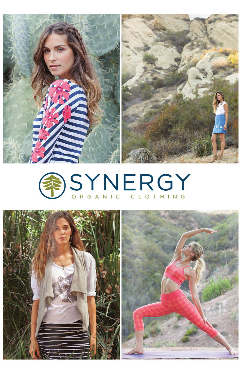 Label Love: Synergy Clothing Giveaway