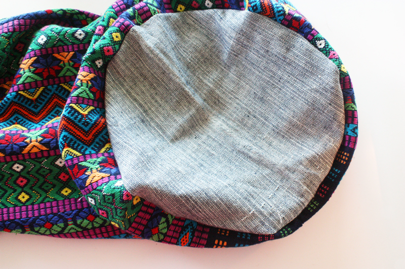 Diy Upcycled Fabric Bolster Sustainability In Style