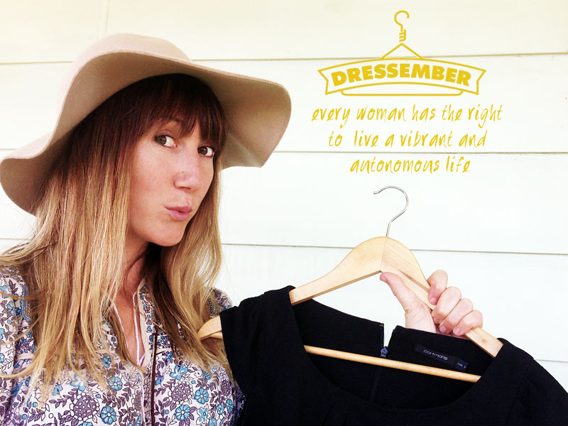 Take Action: Dressember