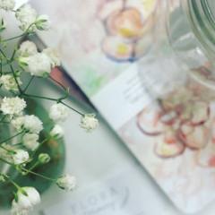 Label Love: Flora Stationery