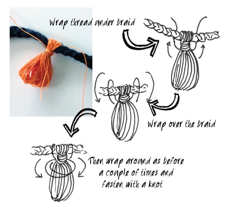 Make Your Own Tassel Necklace: Make Your Own Boho Tassel Necklace