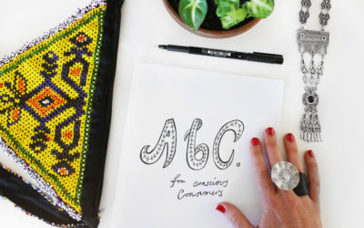 The Conscious Fashionistas A to Z