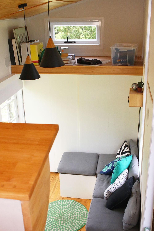 Sustainably Stylish Leaders: Emily Weatherburn\'s Tiny Home and Huge ...