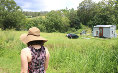Sustainably Stylish Leaders: Emily Weatherburn's Tiny Home and Huge Heart