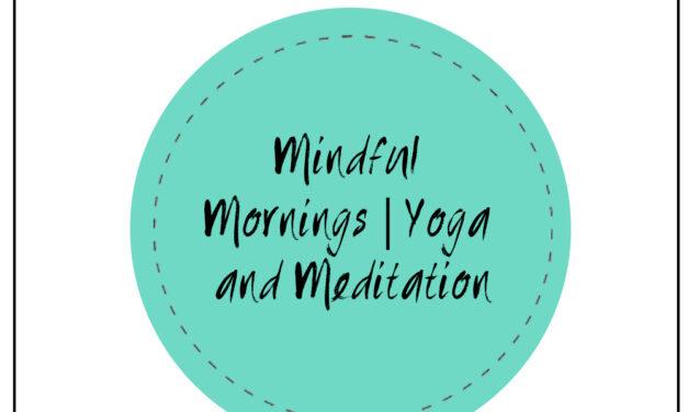 MINDFUL MORNINGS| 6:00 AM | JANUARY 31ST